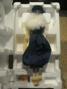 """Gay Parisienne BARBIE """"1959"""" - Porcelain Collection Doll (1991) Serial #00008"""