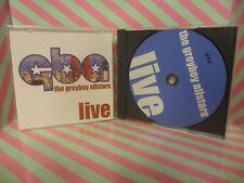 THE GREYBOY ALLSTARS  Live CD