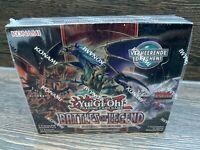 Yu-Gi-Oh! Battles of Legend Armageddon 24 Booster Display 1. Auflage Deutsch