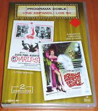 AQUELLOS TIEMPOS DEL CUPLE / CHARLESTON - 2 películas - DVD R2 - Precintada