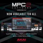 AKAI Professional MPC 2.2 (AU/VST/AAX) 2.0 iLok License and Program
