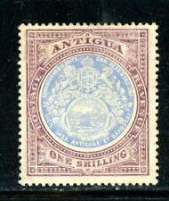 Antigua Scott # 37 - MH - CV=$25.00
