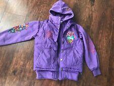 Ed Hardy Christian Audigier Girls Jacket Size 10