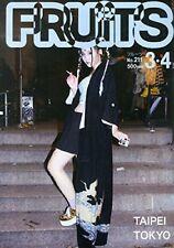 (Used) FRUITS Harajuku Street Fashion ese Magazine 2015, 04