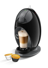 Dolce Gusto Jovia Manual Coffee Machine De'longhi 15Bar Black 0.8L1300w