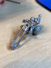 Squat Biker Dwarf Warhammer 40K Rogue Trader