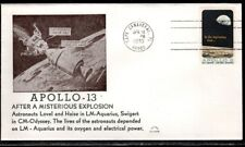Apollo 13 mysterious explosion in space - Astro Covers (green/brown)