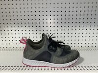 Adidas Edge Lux Clima Womens Athletic Running Training Shoes Size 6.5 Green Pink