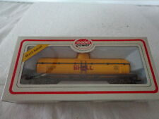 MODEL POWER HO SCALE HEAVY WT. SINGLE DOME TANK CAR SHELL OIL