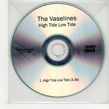 (GG434) The Vaselines, High Tide Low Tide - DJ CD
