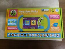 """Ematic PBS Kid Kids Playtime Pad 7"""" #1 Educational Brand for children Live TV"""