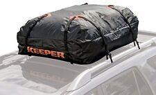 Vehicle Car Rooftop Cargo Carrier Bag Storage Waterproof Protect Sun Rain Travel