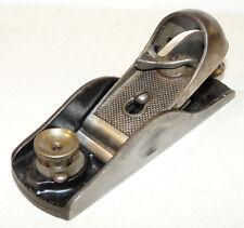 Vintage Craftsman Adjustable Mouth Block Plane BL INV13323