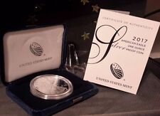 2017 American Silver Eagle Proof in Mint Presentation Case - Beautiful Coin!