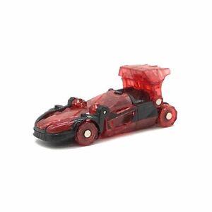 BANDAI Kiramager Red sports car Mashin Macca