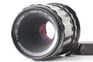 [Near MINT] Pentax SMC Takumar 6x7 67 135mm f/4 Macro Lens from Japan