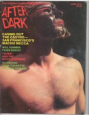 AFTER DARK entertainment magazine/San Francisco Castrol Street Macho Mecca 6-79