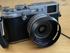 Fujifilm X100S 16.3MP Digital Camera - Silver