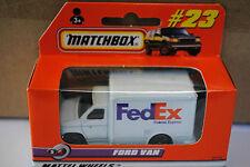 Matchbox - Ford Van