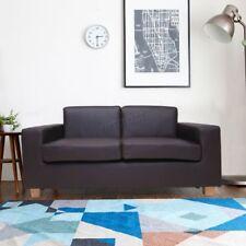 Sofás modernos marrones para el hogar