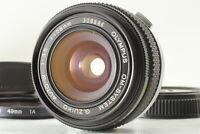 [Exc+5] Olympus OM-SYSTEM G. Zuiko Auto-W 28mm F/3.5 MF Lens From Japan