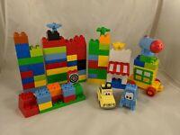 Lego Duplo Disney Cars Building Blocks Lot