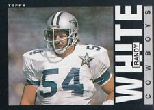 1985 Topps - Randy White #52 - Cowboys