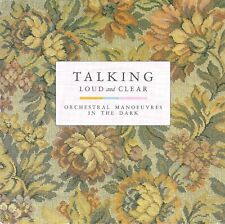 """Orchestral Manoeuvres In The Dark – Talking Loud And Clear 7"""" Vinyl 45rpm"""