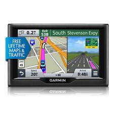"Garmin Nuvi 57LMT 5"" GPS Navigator, Lifetime Map & Traffic Updates - Refurbished"