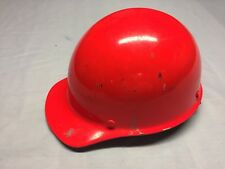 Vintage Hard Hat MSA Skullgard Mine Safety Appliances Protective Cap USA Dozer