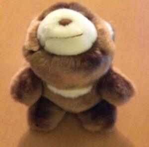 "Gund Brown Bear Named Snuff #2150 7"""