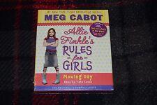 Meg Cabot~Allie Finkle's Rules For Girls~Moving Day~Tara Sands~SEALED~FAST SHIP