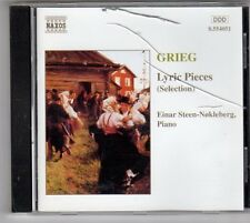 (ES892) Grieg: Lyric Pieces - 1997 CD