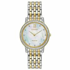 Citizen Eco-Drive Women's Watch EX1484-57D