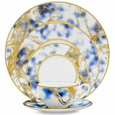 Noritake Jubilant Nights Gold 60Pc China Set, Service for 12
