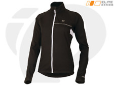 Pearl Izumi Womens Elite Barrier Jacket 11231302 BLACK/WHITE Size Large