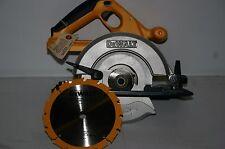 """Never Used Dewalt DW007 6 1/4"""" 24V NiCd Cordless Circular Saw"""