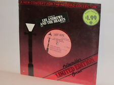 """Lee Andrews & The Hearts - Vol. 1 10"""" NEW RED WAX doowop vocal group Lost Nite"""