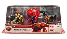 Authentic Disney Store Big Hero 6 - Deluxe Figurine Play Set Cake Toppers NIB