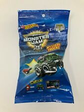 Hot Wheels Monster Jam Series 1 Northern Nightmare  # 7 Mystery Trucks Sealed