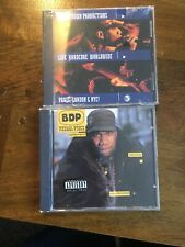 Boogie Down Productions 2 New CDs Entertainment & Live Hardcore Worldwide