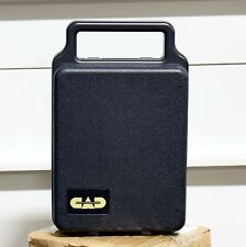 CAD Padded Foam Hard Plastic Carrying Case for Microphones & Other Accessories