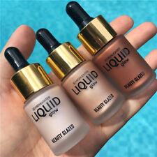 Makeup Liquid Highlighter Shimmer Cream Face Contour Brightener Bronzer Beauty