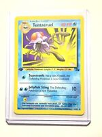 TENTACRUEL - 44/62 - 1st Edition Fossil - Uncommon - Pokemon Card -  NM