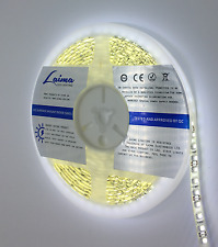 Luz de tira 3528 600 LED Blanco 5 metros IP65 2700 LM en 5 metros (040) 120 LED/1m