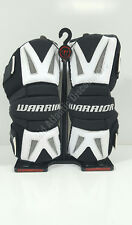 New Warrior Lacrosse Burn Arm Pad Black Size Large Protective Gear Sports
