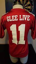 Rare 2011 Glee Live TV Concert Tour Football Jersey McKinley School Finn Puck
