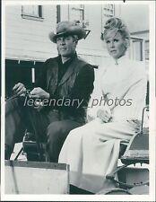 1969 Ballad of Josie Original Press Photo Peter Graves Doris Day