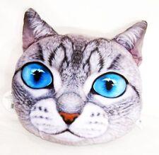 Dekokissen Katze Kissen Grummelkissen Catapillow Cat 47x43cm Reißverschluss Neu