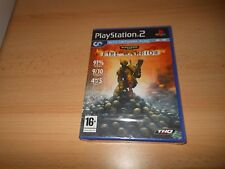 Warhammer 40,000 FIRE GUERRIERO - Playstation 2 PS2 - NUOVO E SIGILLATO